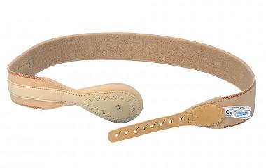 Gummigurt-Bruchband mit kurzer Feder in Premium-Qualität 14501/71K